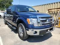 2013 Ford F-150 XLT Crew Cab Short Bed 4x4 EcoBoost