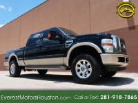 2010 Ford F-250 SD KING RANCH CREW CAB SHORT BED 4WD