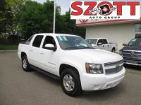 2011 Chevrolet Avalanche LT Truck Crew Cab 4x4 Crew Cab in Waterford