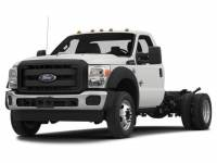 2015 Ford F-450 Chassis Truck Regular Cab V-10 cyl