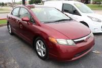 2008 Honda Civic EX for sale in Tulsa OK