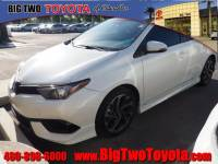 Used 2017 Toyota Corolla iM Base Hatchback 6M in Chandler, Serving the Phoenix Metro Area