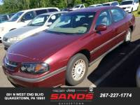 2001 Chevrolet Impala Base Sedan For Sale in Quakertown, PA