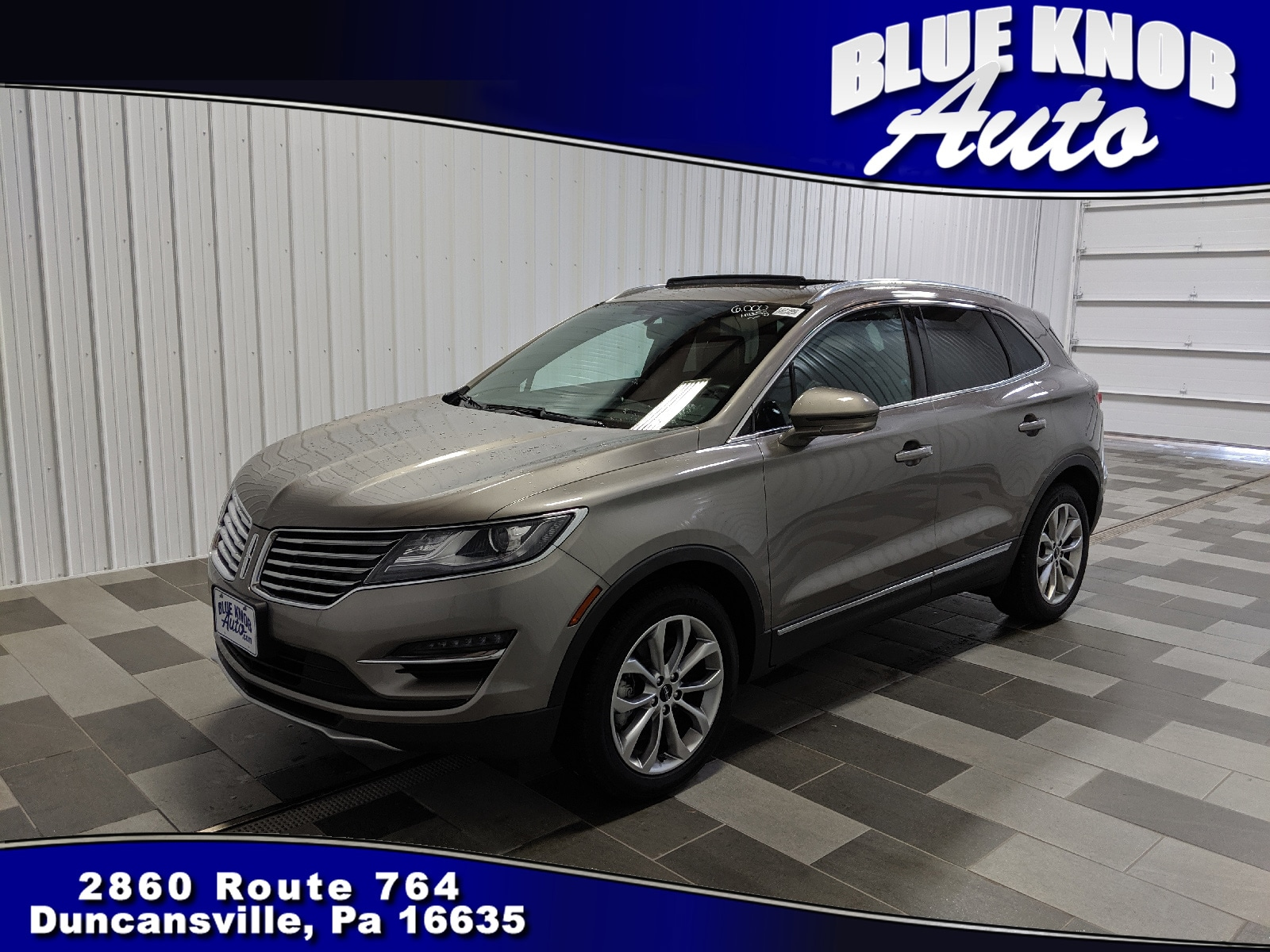 Photo 2017 Lincoln MKC Select SUV in Duncansville  Serving Altoona, Ebensburg, Huntingdon, and Hollidaysburg PA