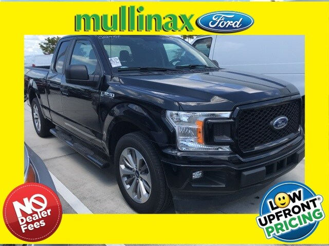 Photo Used 2018 Ford F-150 XL STX Sport W 20 Premium Wheels, Center Console Truck SuperCab Styleside V-6 cyl in Kissimmee, FL