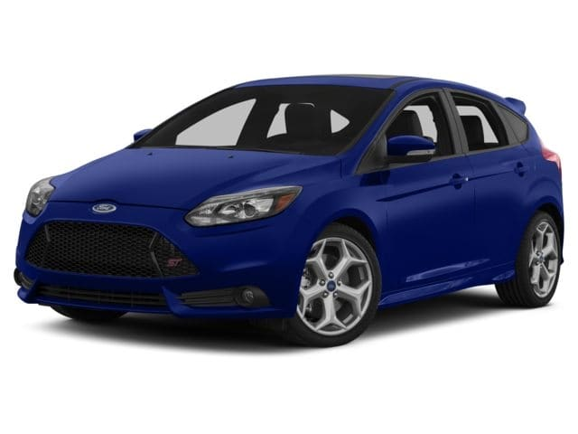 Photo Used 2014 Ford Focus ST Base Hatchback in Bowie, MD