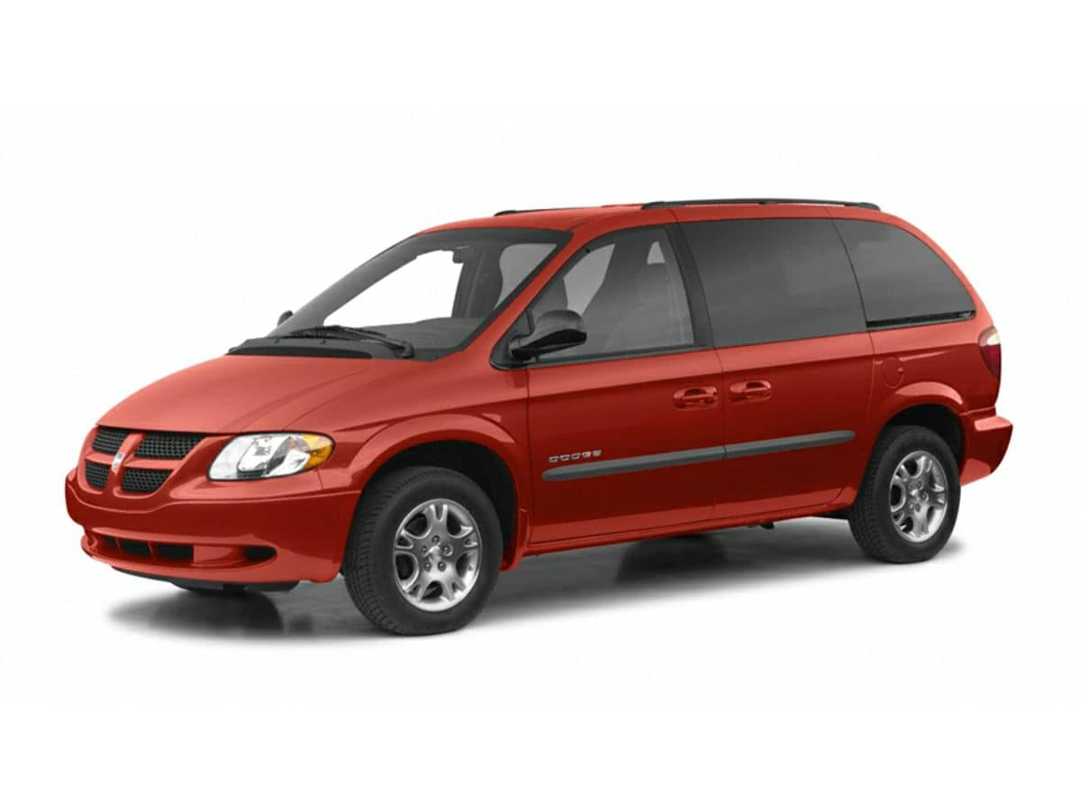 Photo Used 2001 Dodge Caravan Sport For Sale  Wilmington NC