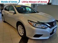 Certified Used 2017 Nissan Altima 2.5 S Sedan in Ames, IA