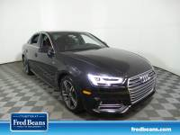 Used 2018 Audi A4 For Sale at Fred Beans Volkswagen | VIN: WAUENAF41JN005703