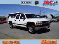 2001 Chevrolet Silverado 1500 HD Crew Cab LS 4WD