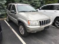 2003 Jeep Grand Cherokee Limited Limited 4WD