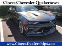 Used 2017 Chevrolet Camaro SS For Sale in Allentown, PA