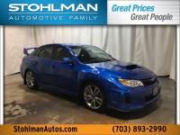 2014 Subaru Impreza WRX WRX STi For Sale | Tyson's Corner