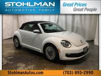 2016 Volkswagen Beetle 1.8T S For Sale | Tyson's Corner