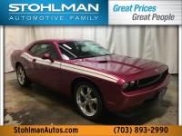 2010 Dodge Challenger R/T For Sale   Tyson's Corner