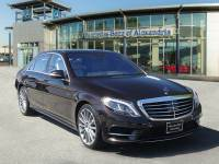 Certified Pre-Owned 2016 Mercedes-Benz S 550 Sport 4MATIC®