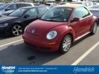 2008 Volkswagen New Beetle SE Convertible in Franklin, TN