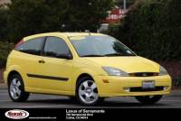 Pre Owned 2003 Ford Focus ZX3