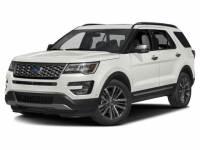 2017 Ford Explorer Platinum SUV