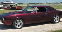 1967 Chevrolet Camaro -PRO TOURING CUSTOM PAINT RESTORED
