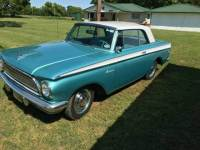 1963 AMC Rambler Coupe