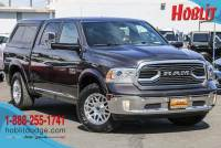 2016 Ram 1500 Laramie Longhorn Crew Cab 4x4 EcoDiesel
