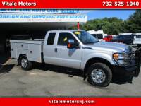 2015 Ford F-250 SD XLT SUPERCAB 4X4 UTILITY BODY