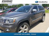 2013 Jeep Grand Cherokee Overland for sale in Plano TX