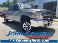 Used 2012 Chevrolet Silverado 1500 LS Truck Vortec V8 SFI VVT Flex Fuel For Sale Phoenixville, PA
