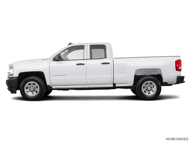 Photo Used 2017 Chevrolet Silverado 1500 Work Truck Pickup For Sale in High-Point, NC near Greensboro and Winston Salem, NC