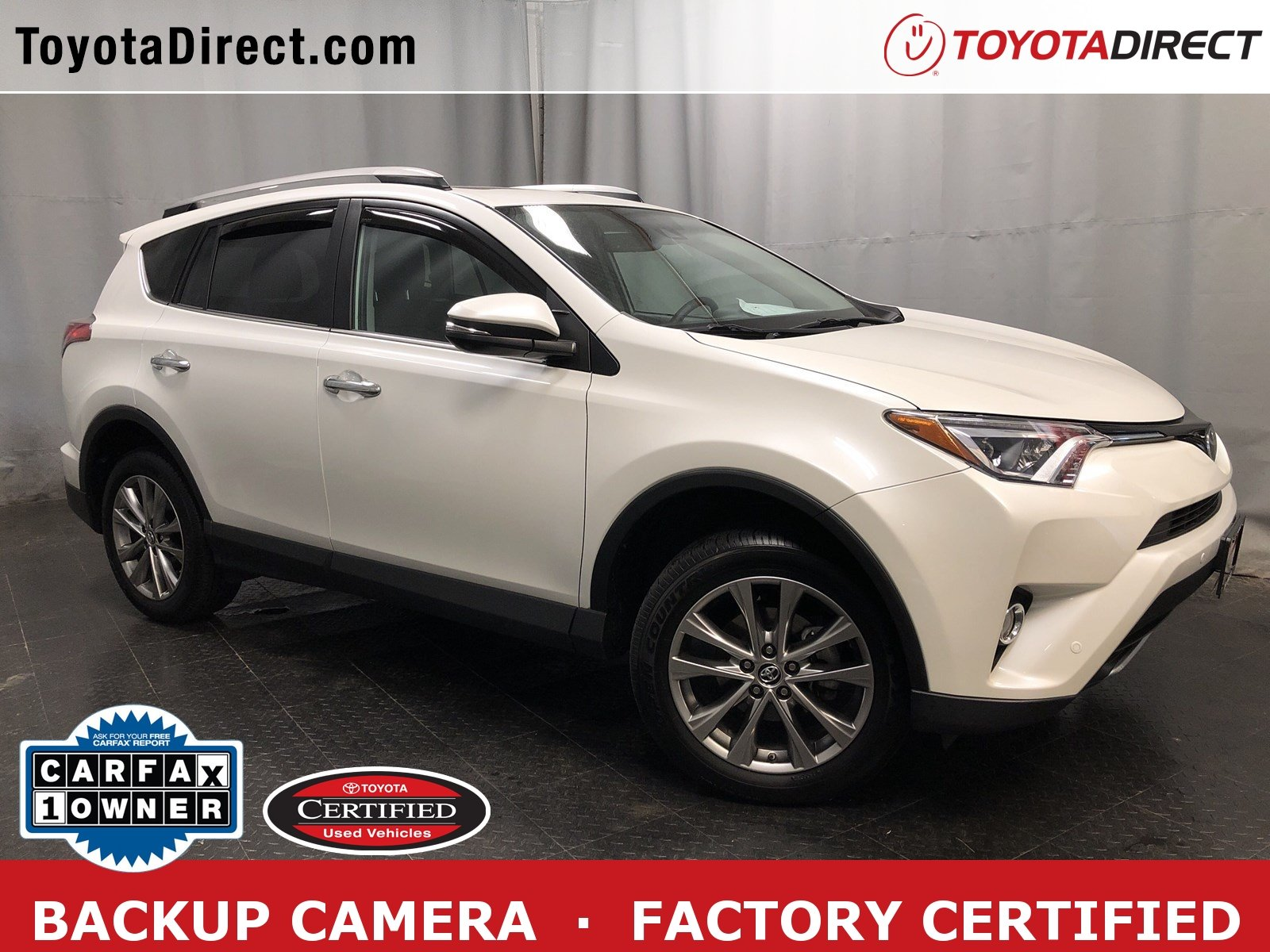 Photo 2017 Toyota RAV4 Limited SUV All-wheel Drive