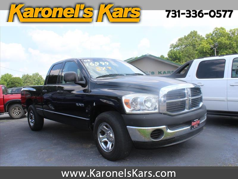 Photo 2008 Dodge Ram 1500 ST Quad Cab 2WD