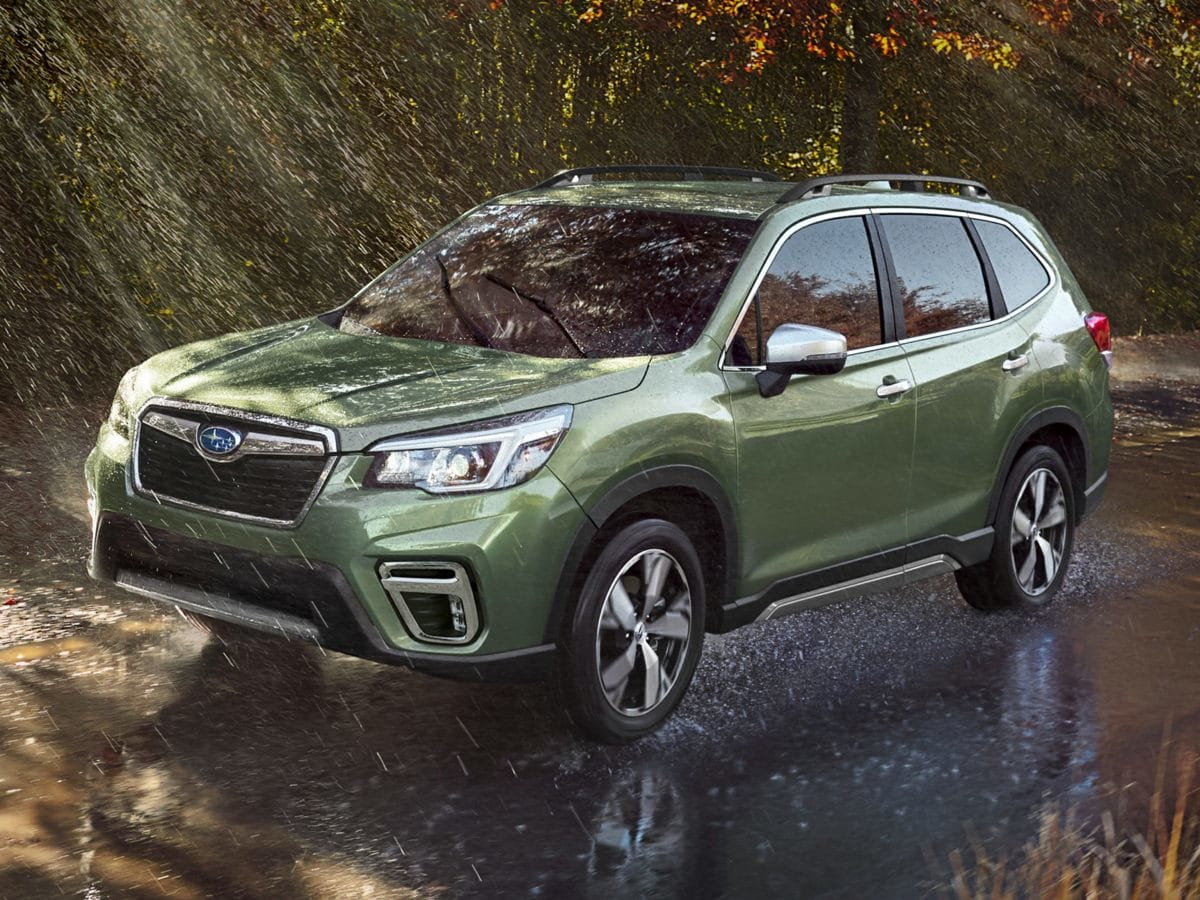 Photo Used 2019 Subaru Forester Premium For Sale  Wilmington NC