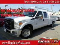 2012 Ford F-350 SD King Ranch Crew Cab 2WD