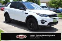 Used 2018 Land Rover Discovery Sport HSE SUV in Birmingham, AL