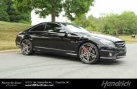 2008 Mercedes-Benz CL-Class V8 AMG Coupe in Franklin, TN