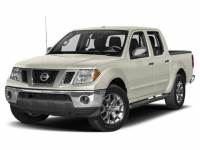 2019 Nissan Frontier SV 4WD Crew Cab