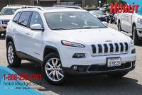 2014 Jeep Cherokee Limited 4x4 V6 w/ Luxury Group & Navigation