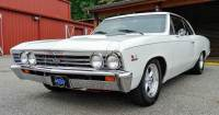 1967 Chevrolet Chevelle -BIG BLOCK 454-OVERDRIVE AUTOMATIC-