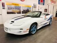 1999 Pontiac Trans Am -OFFICIAL PACE CAR Convertible-Low MIles