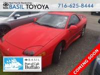 1995 Mitsubishi 3000 GT Base Coupe Front-wheel Drive