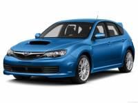 Used 2013 Subaru Impreza WRX STi For Sale In Ann Arbor