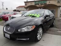 2010 Jaguar XF 4dr Sdn Premium Luxury