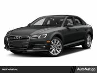 2017 Audi A4 2.0T Premium Plus