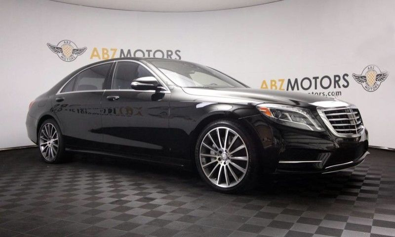 Photo 2016 Mercedes-Benz S-Class S 550 AMG,AC Seats,Blind Spot,Distronic,360 Camera