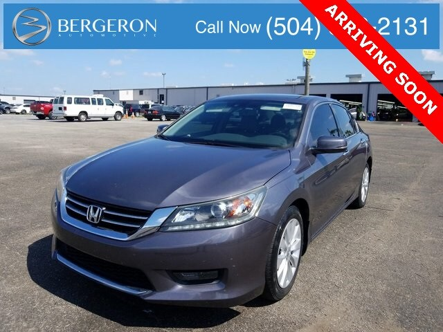 Photo 2015 Honda Accord EX-L V-6 Sedan in Metairie, LA