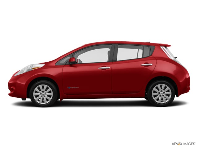Photo 2015 Nissan Leaf S Very Clean And Cared For Hatchback Electric