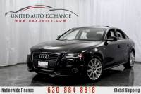 2012 Audi A4 2.0T Premium Plus S Line Quattro AWD w/ Sunroof, Bluetooth Connectivity, Bang & Olufsen Premium Sound System, Heated Leather Seats, Push Start Button