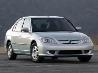 2004 Honda Civic Hybrid Sedan FWD