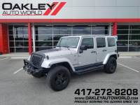 2012 Jeep Wrangler Unlimited Sahara Arctic Edition
